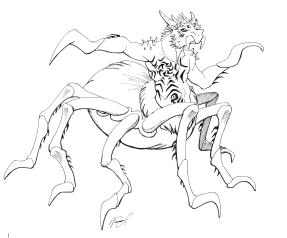 Arachnathope