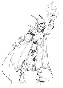 Dracomancer