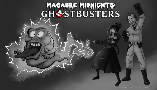 Macabre Midnights - Ghostbusters