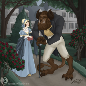 beauty and the beast - small